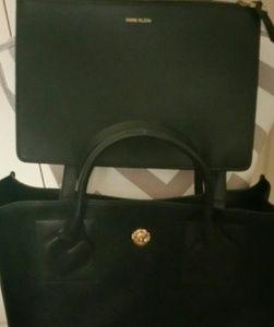 Anne Klein Bags - Anne Klein purse and makeup bag